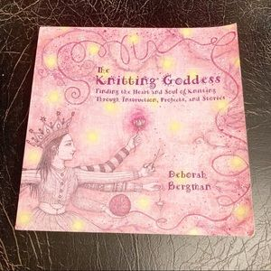 The Knitting Goddess Finding The Heart and Soul